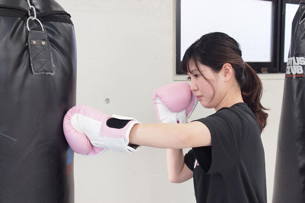 キックボクシングGTジムの画像